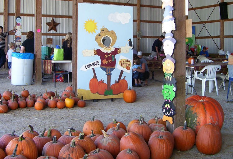 Private Parties Kerby Farm Pumpkin Patch
